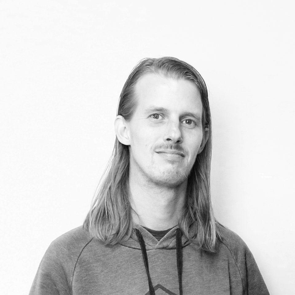 Steven Lukas - Eigenaar & Full-stack developer